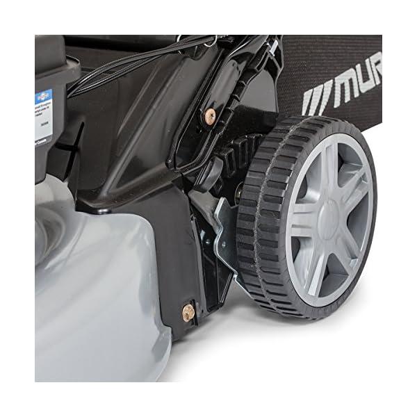 Murray-Tagliaerba-Semovente-Autopropulso-da-46-cm18-con-Motore-a-Benzina-Briggs-Stratton-500E-Series-Grigio-EQ500