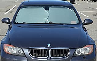 EcoNour Car Windshield Sun Shade - Blocks UV Rays Sun Visor Protector, Sunshade to Keep Your Vehicle Cool and Damage...