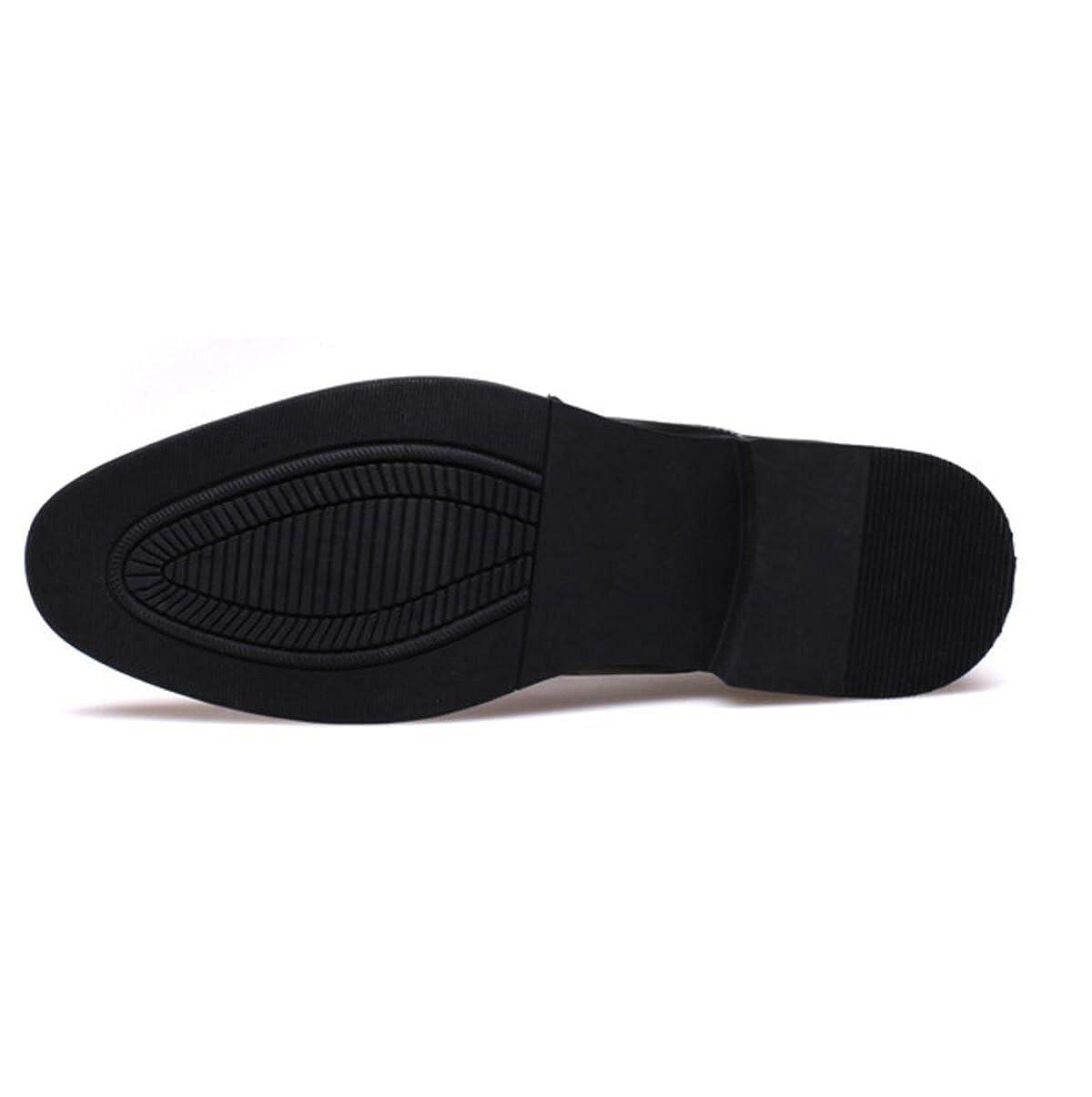 Männer Schuhe Koreanisch Spitzenschuhe Spitz Freizeitschuhe Mode Koreanisch Schuhe Mode Schuhe schwarz 7f12f0