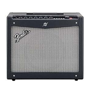 fender mustang iii 100 watt 1x12 inch guitar combo amplifier black musical. Black Bedroom Furniture Sets. Home Design Ideas