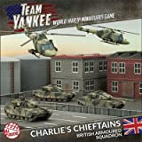 "Team Yankee - ""Charlie's Chieftans"" Plastic Army Deal"