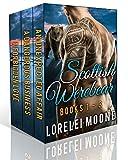 Scottish Werebear: Books 1-3: A Collection of BBW Bear Shifter Paranormal Romances (Scottish Werebears Boxsets Book 1)