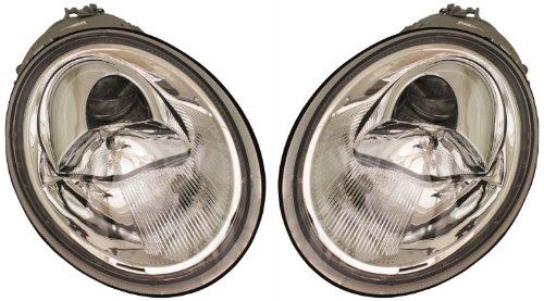 Vw Aftermarket Headlights - 7