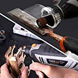 TACKLIFE Rotary Tool Kit 1.8 Amp Power with LCD