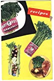 Andy Boy Broccoli Recipes. Cook Book