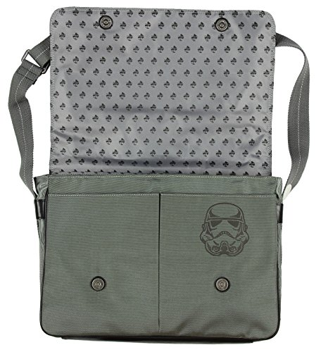 Price comparison product image Disney Star Wars Stormtrooper Nylon Messenger Bag