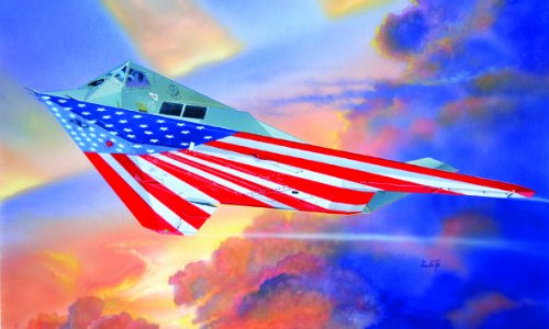 rs & Stripes 1/72 Italeri (F-117a Nighthawk)