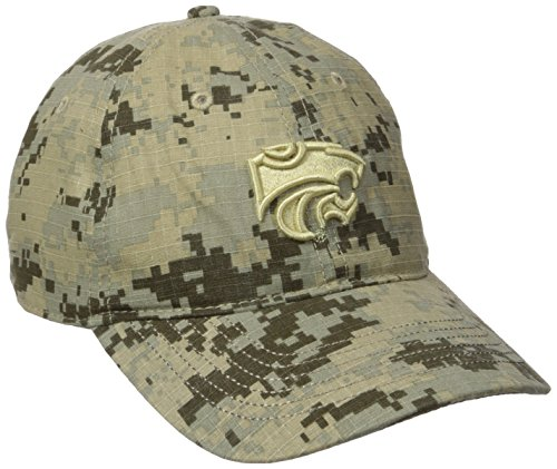 online retailer 9fa12 0cac1 Kansas State Wildcats Camouflage Caps