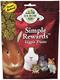 Oxbow Animal Health Simple Rewards Veggie Treat for Pets, 2.0-Ounce Review