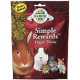 OXBOW Animal Health Simple Rewards Veggie Treat for Pets, 2.0-Ounce