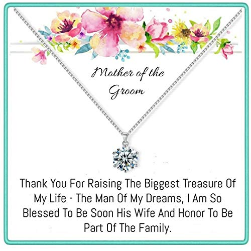 (OnePurpose Mother of The Bride/Groom Gifts (Groom Crystal) )
