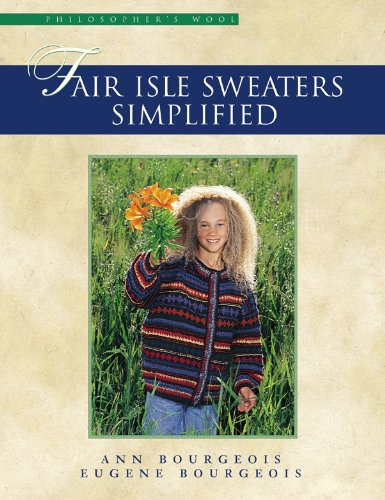 - Fair Isle Sweaters Simplified