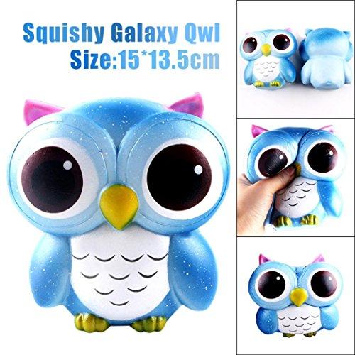 Slow Rising Squeeze Kid Toy, OCEAN