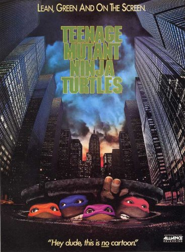 ninja turtle posters for boys room