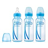 #6: Dr. Brown's Options Baby Bottles, Blue, 8 Ounce