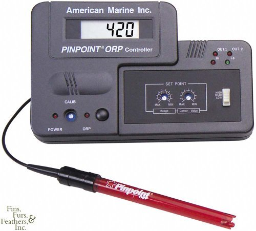 American Marine PINPOINT ORP/REDOX Controller by American Marine Pinpoint Monitors