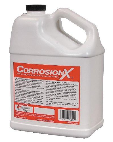 Corrosionx Corrosion Inhibitor, Wet Lubricant Film, 200°F Max. Operating Temp., 1 gal. Jug 94004 - 1 Each by Corrosion-X