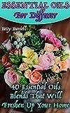 Essential Oils For Diffuser