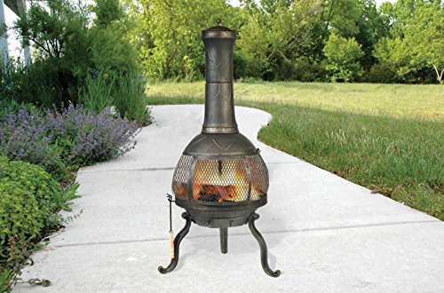 The 8 best fire chimineas