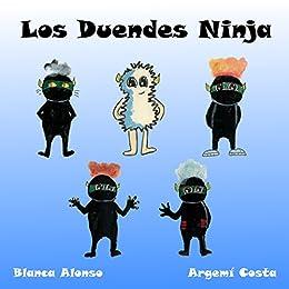 Los Duendes Ninja: viven en tu casa (Spanish Edition) by [Costa,