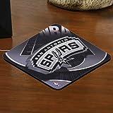 NBA San Antonio Spurs Team Logo Neoprene Mousepad