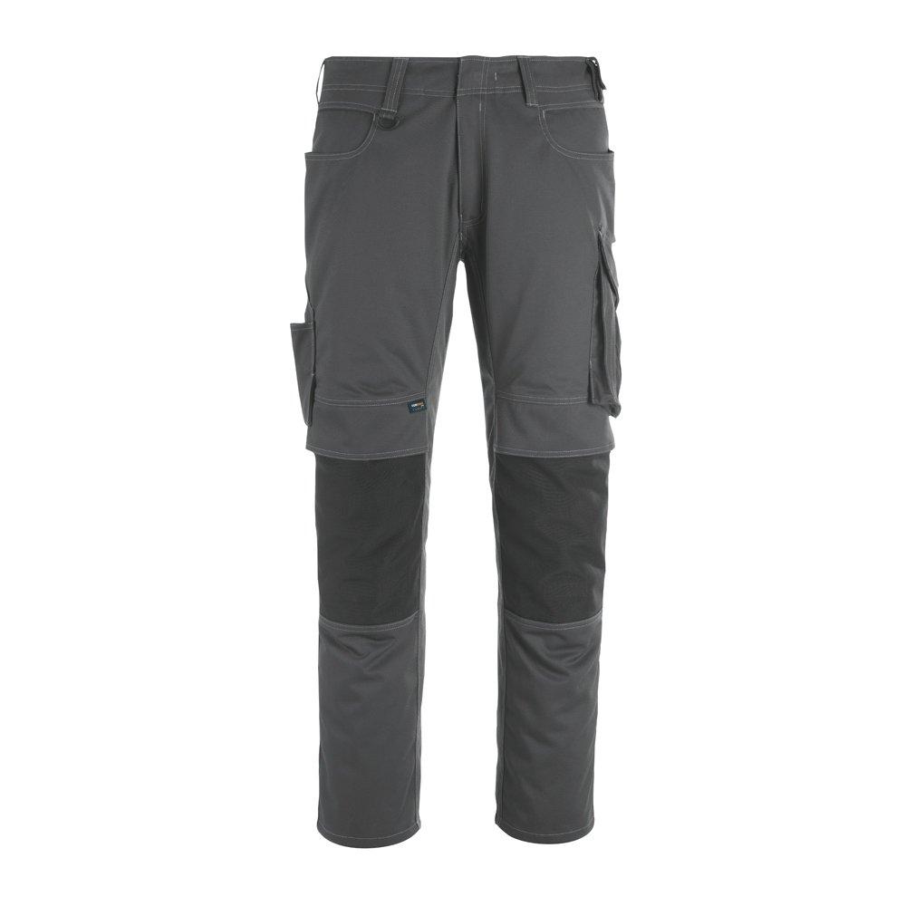 L82cm//C46 Dark Anthracite//Black Mascot 12179-203-1809-82C46Erlangen Trousers