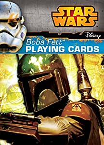 Star Wars Boba Fett Playing Cards Card Game