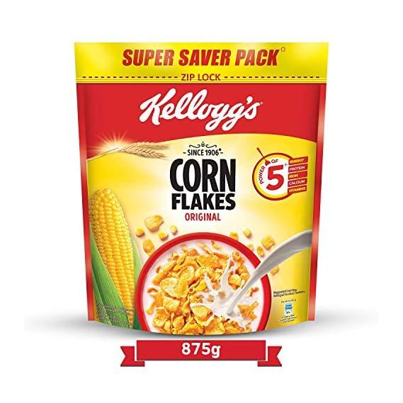 Kellogg's Corn Flakes, 875g (North)