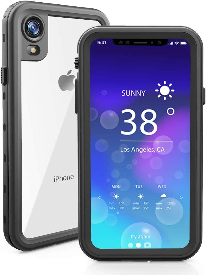 redpepper - Funda Sumergible Compatible con iPhone XR Carcasa ...