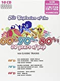 Hit Explosion of 30 Years of Pop - 60's, 70's and 80's