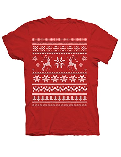 The Ugly Christmas Sweater T-shirt
