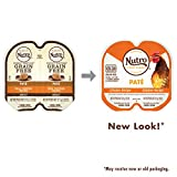 NUTRO PERFECT PORTIONS Grain Free Natural Adult Wet Cat Food Paté Real Chicken Recipe, (24) 2.6 oz. Twin-Pack Trays Larger Image