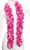 Morris Costumes Boa Featherless Pink Mix