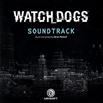 Watch_Dogs [Watchdogs] Original Video Game Soundtrack CD