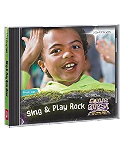 Cave Quest Sing & Play Music CD