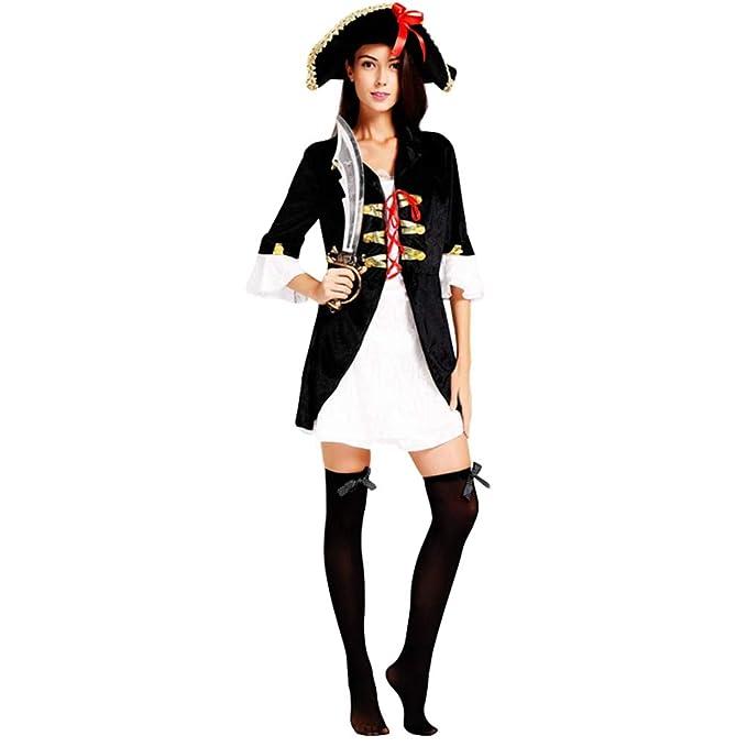 Jitong Disfraces Cosplay Mujer para Halloween, Trajes de ...