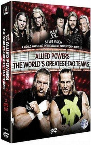 allied powers world's greatest tag teams - Worlds Greatest Tag