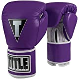 Title Boxing TITLE Limited Pro Style Leather Training Gloves