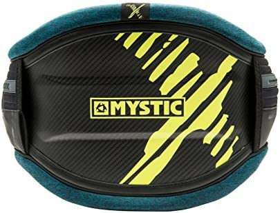 Arnés de kitesurf Mystic Majestic X Carbono 2018, color menta ...