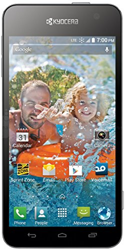 Virgin Mobile - Kyocera Hydro Vibe 4g No-contract Cell Phone