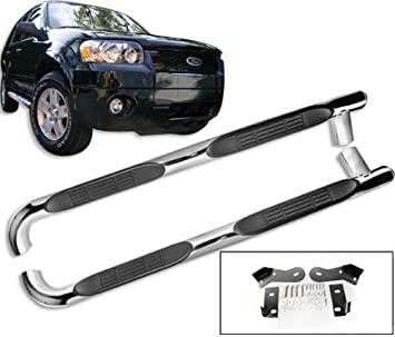 OC Parts Ford Escape Deluxe Black Bull Bar//Push Bar for The 2001 2004 2003 2006 2005 and 2007 Ford Escape 2002