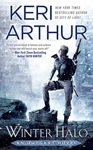 book cover of Winter Halo