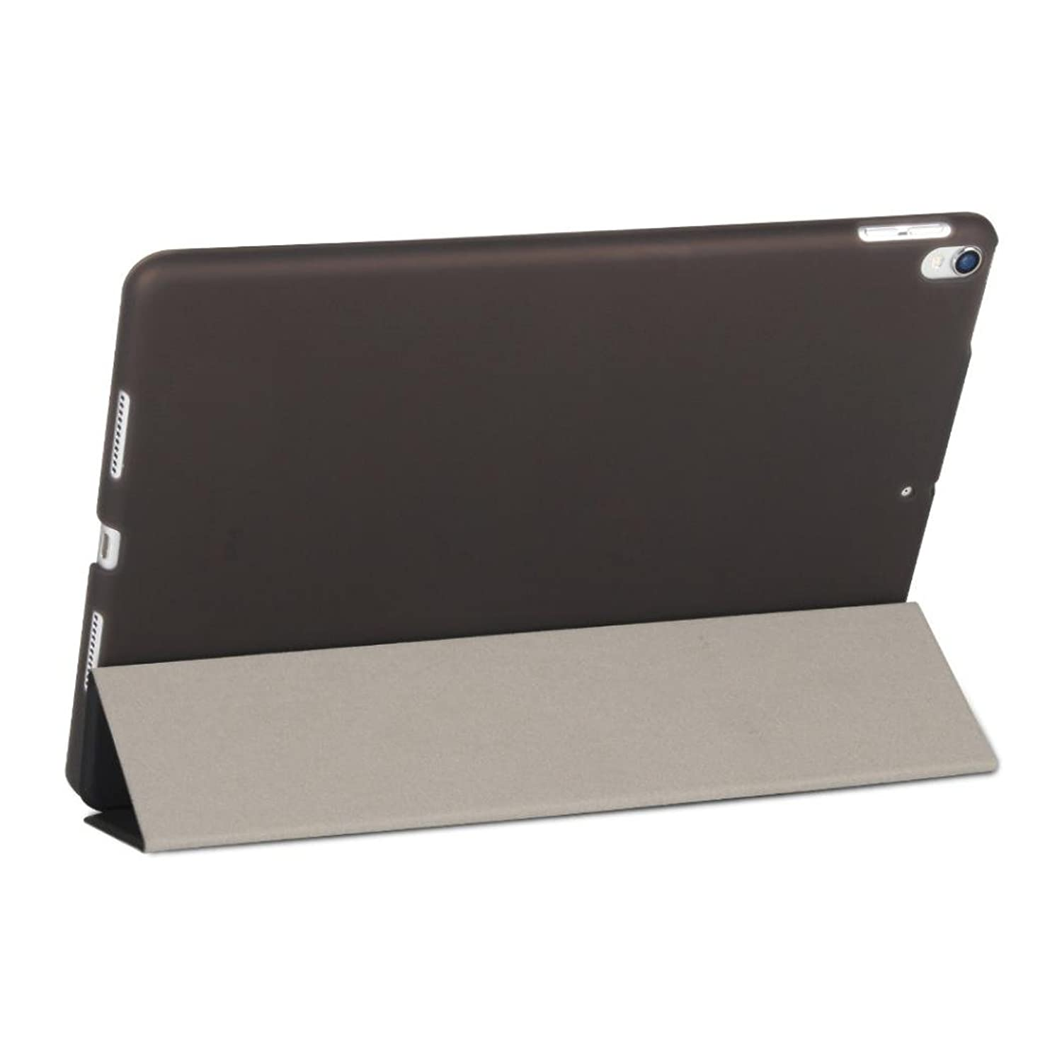 Voberry Ultra Slim Shockproof Stand Leather Cover Case For iPad Pro 10.5Inch Tablet PC (Navy) (Black) at Amazon Women's Clothing store