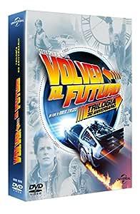 Volver Al Futuro , Trilogia 30 Aniversario Boxset Pelicula