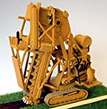 Barber Greene 44c Trencher circulation 1936 OO Scale 1:76 UNPAINTED Model Kit.