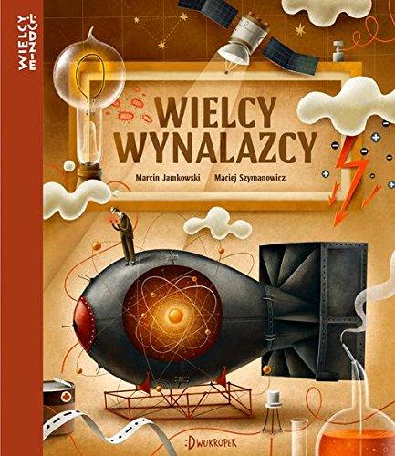 Wielcy wynalazcy image cover