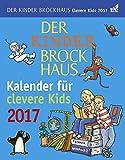 Der Kinder Brockhaus Kalender für clevere Kids - Kalender 2017