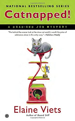 Catnapped! (Dead-End Job Mystery)