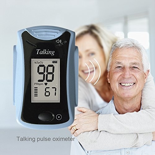 ChoiceMMed Real Person Reading Fingertip Pulse Oximeter