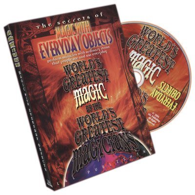Magic With Everyday Objects (World's Greatest Magic) - DVD by L&L Publishing